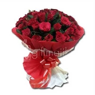 Buy 50 Red Roses Bunch